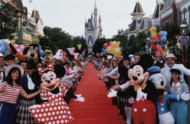 Disney welcome