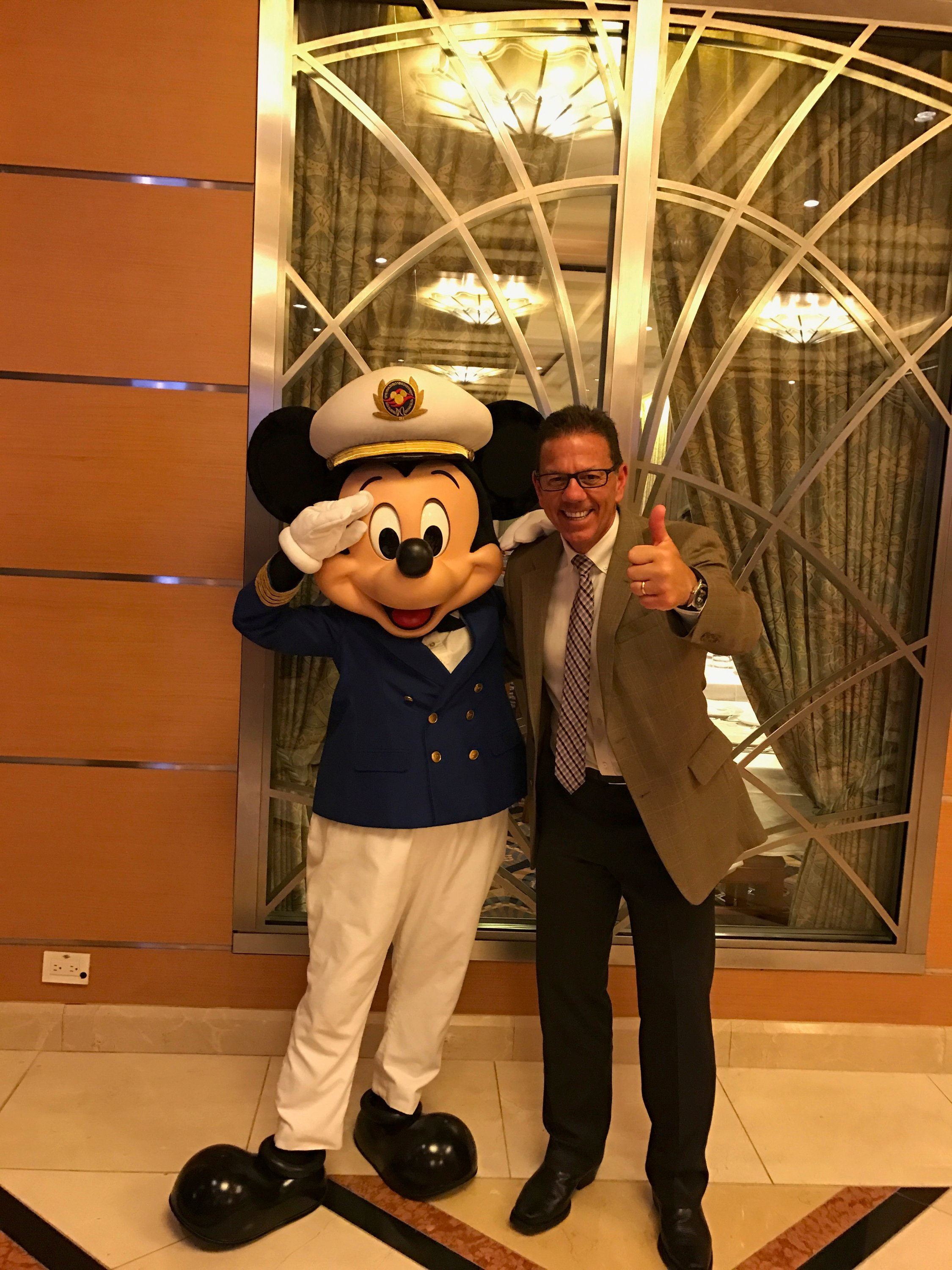 Mike with Mickey2