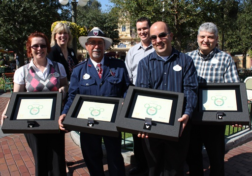 the disney leadership difference reward and recognize